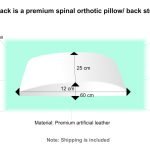 bettaback - spinal orthotic pillow